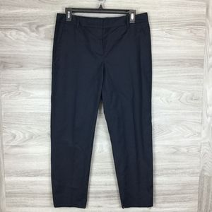 Nordstrom Signature Crop Pant Size 6